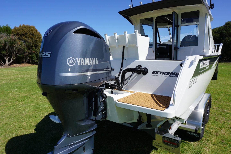 Yamaha 225hp