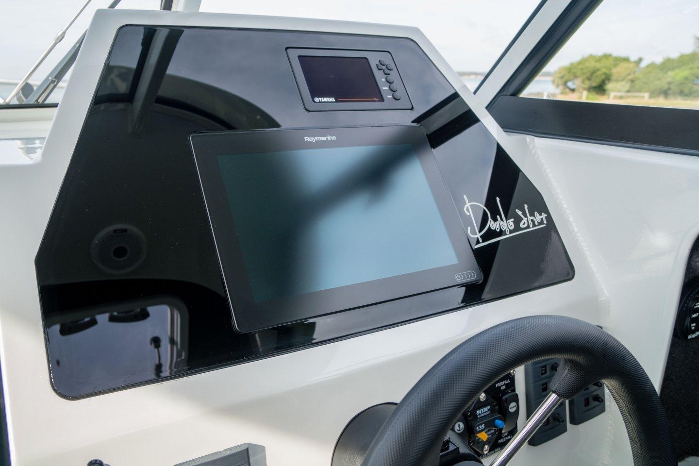plate alloy custom dash