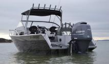 alloy rocket launcher fishing boat
