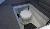 Extreme 745 Walk Around electric toilet