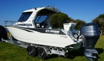 Extreme 745 Walk Around Yamaha 250hp