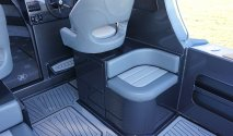 Plate alloy seating