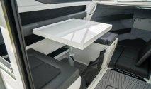 plate alloy custom drop down table