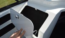 Large glove box