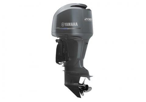 Yamaha f200 V6 4 Stroke Hi Power