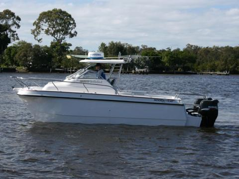 Noosa Cat 2400 Walkabout