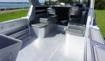 Extreme 795 Game King rear deck