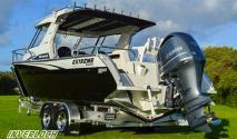7m Aluminium Boat